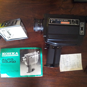 what is it worth: Kohka 418 auto sound.