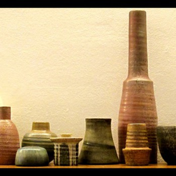 Collection of Mobach Ceramics (Utrecht, The Netherlands) - Pottery