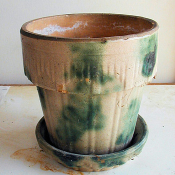 What is it? Vintage pottery - Pottery