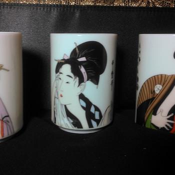KOTOBUKI CUPS - Pottery