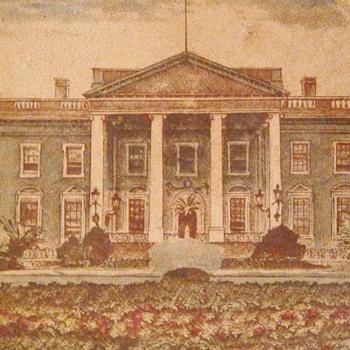 Buffalo Pottery 1907 White House - Pottery