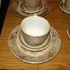 Antique Tea cups with sausers