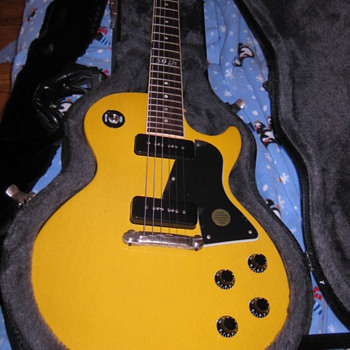 "2002 Gibson Les Paul Special ""50th"" Anniversary prototype. One of Two - Guitars"