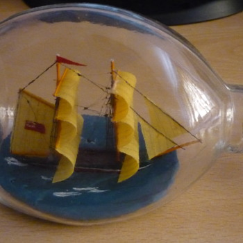 Ship in a Bottle - Bottles