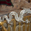 Silver plated Chinese Dragon