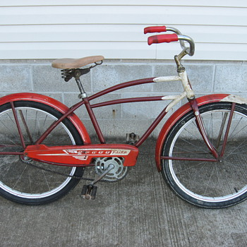 Murray SpaceFlite tank bicycle. - Sporting Goods