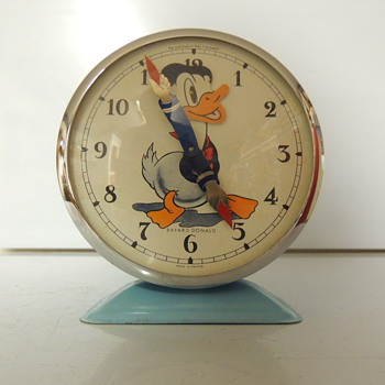 BAYYARD DONALD DUCK CLOCK