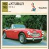 Vintage Car Card - Austin Healey 3000 MK II
