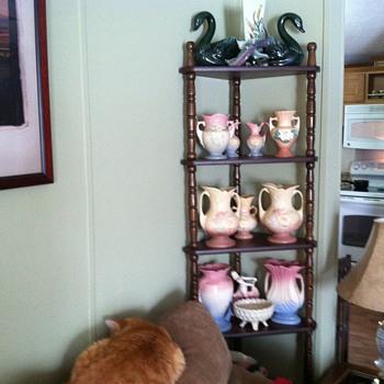 Hull shelf - Pottery