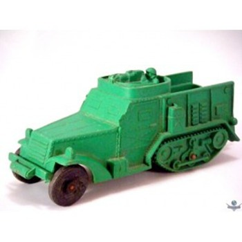 Auburn rubber half track army recon car - Model Cars