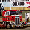 White-Freightliner 75th Commemorative Edition