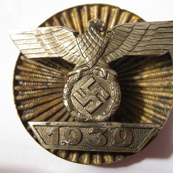 1939 ek1 spange for iron cross world war 2 or 1 - Military and Wartime