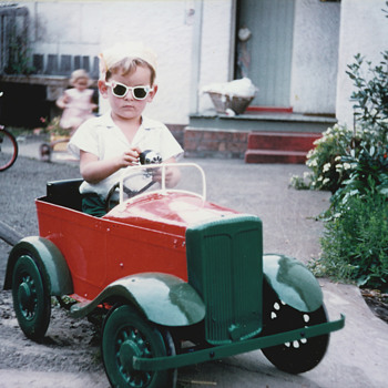 My first car - Model Cars