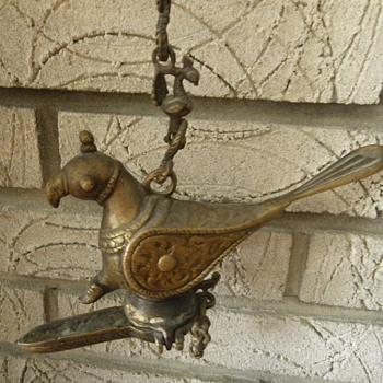 Bronze bird censor - Asian