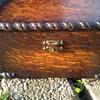 Nice Little Wooden Box, Flea Market Find 4 Euro ($4.36)
