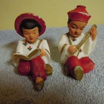 Mystery figurine - Figurines