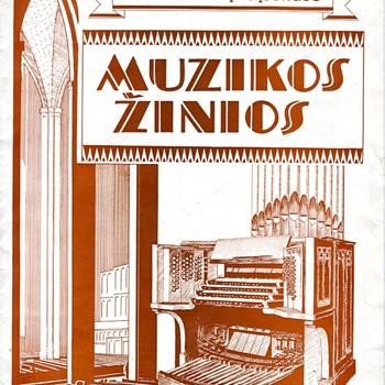 Muzikos Zinios - Music Memorabilia