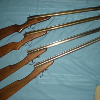 EARLY BENJAMIN AIR GUNS - Toys