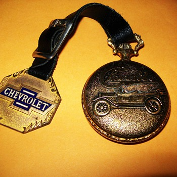 Chevrolet watch - Pocket Watches