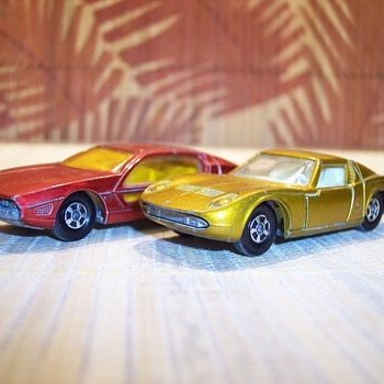 Favorite Matchbox Superfast! - Model Cars