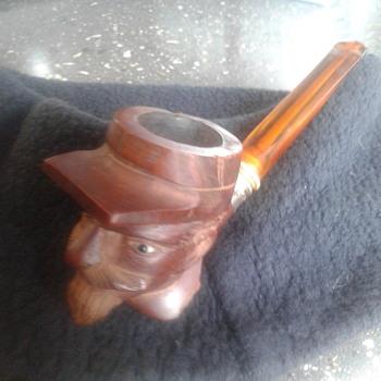 My grandfather's pipe  - Tobacciana
