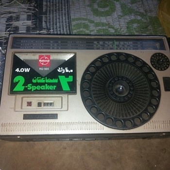 Antiques national panasonic  - Electronics