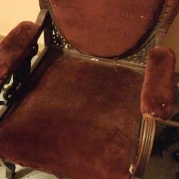 Antique chair? - Furniture