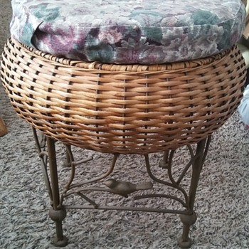 Old Stool...can anyone help identify - Furniture