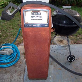 GASBOY Gasoline Pump - Petroliana