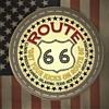 Route 66 Pinback Button