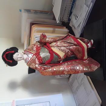 Japanese Geisha Doll? - Asian