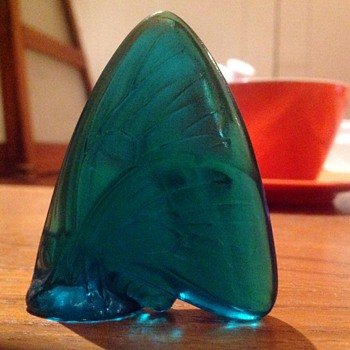 We love our lalique - Art Glass