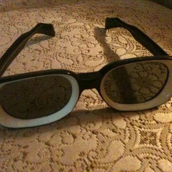 Funky Vintage Sunglasses - Accessories