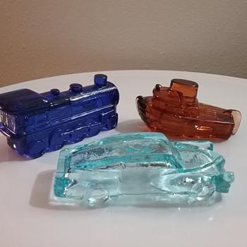 Boyd Glass transportation  - Art Glass