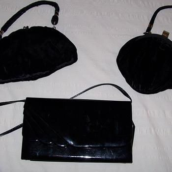 velvet bags - Bags