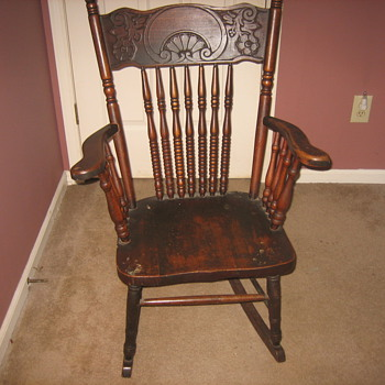 My Rocking Chair - Furniture