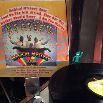 Moleing  mystery tour  - Records