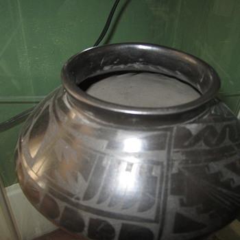 maria martinez - Pottery