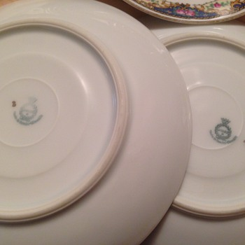 Union K  Made in Czecho-slovakia - China and Dinnerware