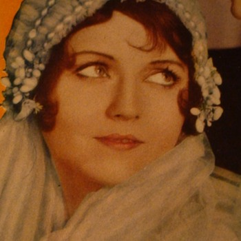 """Abie's Irish Rose"" Lobby Card Anne Nichols 1928"