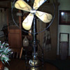 "LAke Breeze model ""B"" hot air fan"