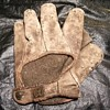 Antique Reach Crescent Baseball Glove