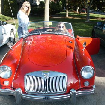 1957 MGA Roadster Convertible