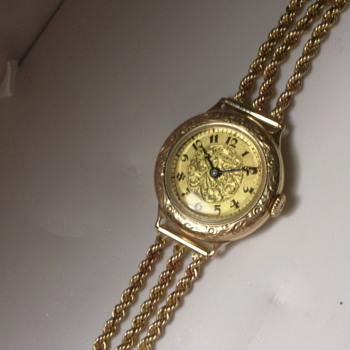 Any information on this Gruen watch?