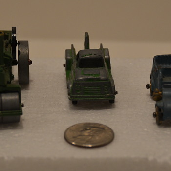Miniature die cast cars/trucks - Model Cars