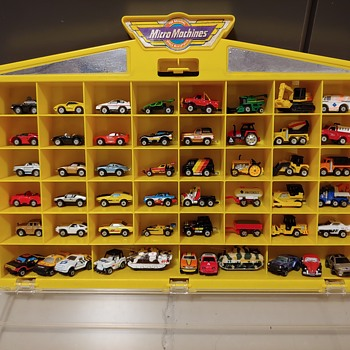 Micro Machines - Model Cars