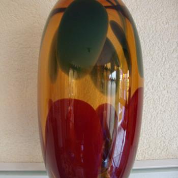wunsch vase - Art Glass