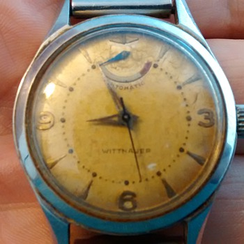 My father's Wittnauer Automatic - Wristwatches