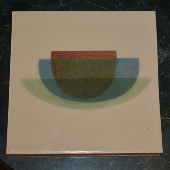 Heath Ceramics Reproduction Tile - Pottery