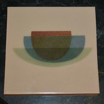 Heath Ceramics Reproduction Tile - Pottery
